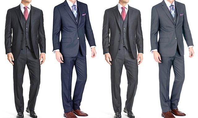 3 pc Suits
