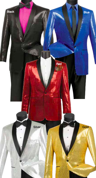 SEQUINS SPORT COAT COLLECTION