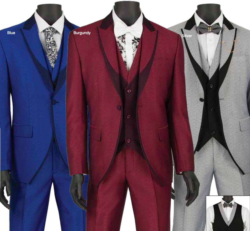SLIM FIT TUXEDO COLLECTION
